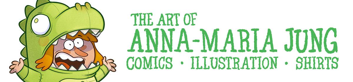 The Art of Anna-Maria Jung